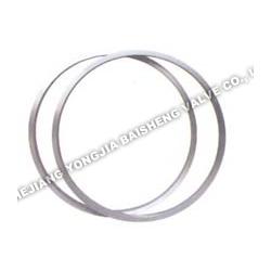 Non-standard flange ring
