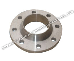 BS welding neck flange