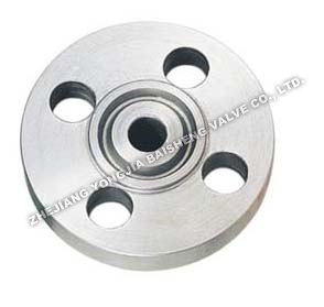 RTJ overall steel pipe flanges