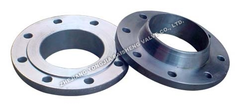 BS high diameter flange